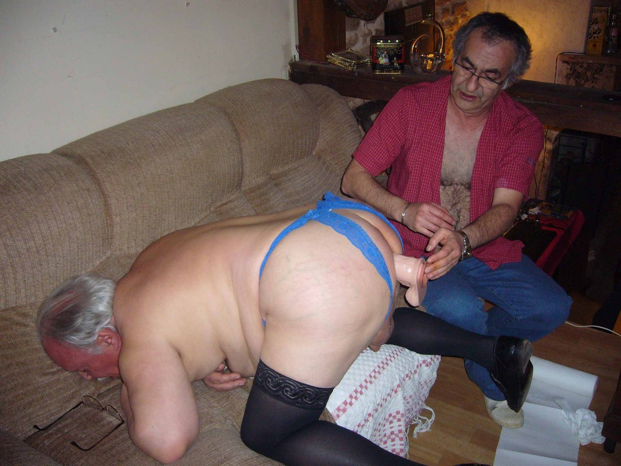 old grandpa gay mature