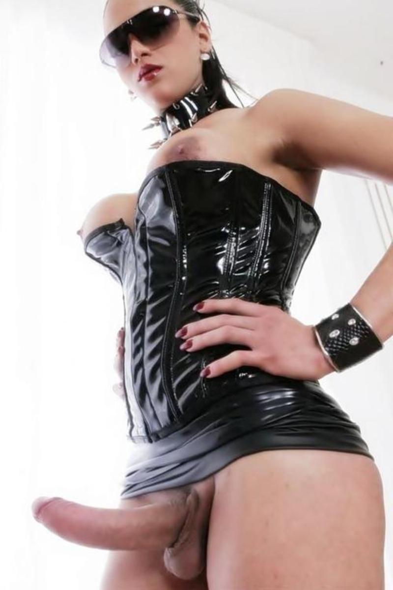 shemale dominatrix